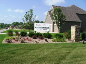 Sweetwater Creek New Homes in Spring Hill, KS Monument