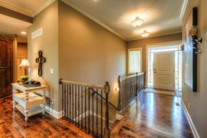 Sweetwater Creek New Homes in Spring Hill, KS The Orvieto Stairway