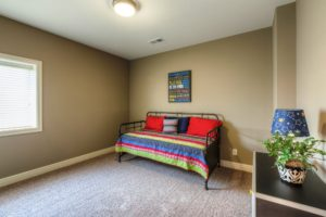 Sweetwater Creek New Homes in Spring Hill, KS The Orvieto Bedroom