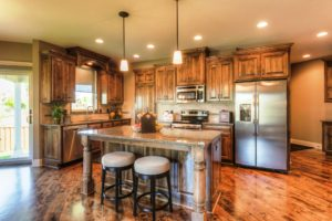 Sweetwater Creek New Homes in Spring Hill, KS Kitchen