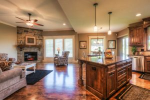 Sweetwater Creek New Homes in Spring Hill, KS The Orvieto Kitchen