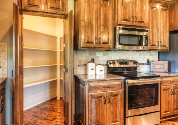 Sweetwater Creek New Homes in Spring Hill, KS The Orvieto Pantry