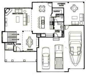 Sweetwater Creek - The Pembrook - First Floor