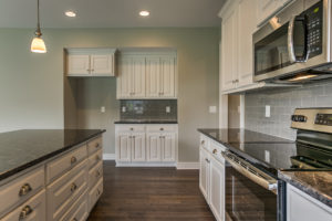 Sweetwater Creek New Homes in Spring Hill, KS The Creekwood Kitchen
